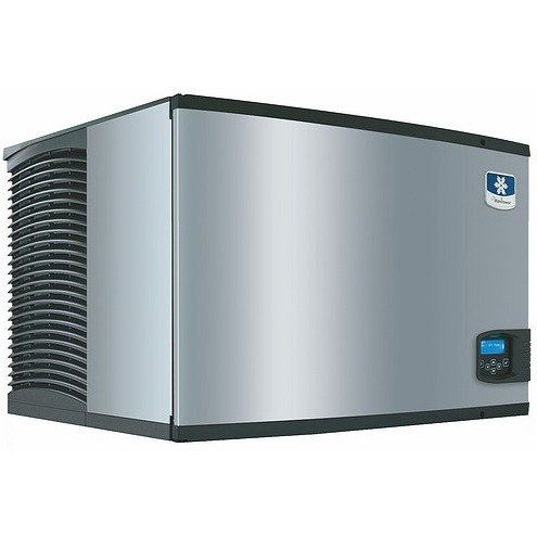 Manitowoc Indigo IY-0605W 650 Pound Half Size Cube Ice Machine 30 inch Wide - Water Cooled