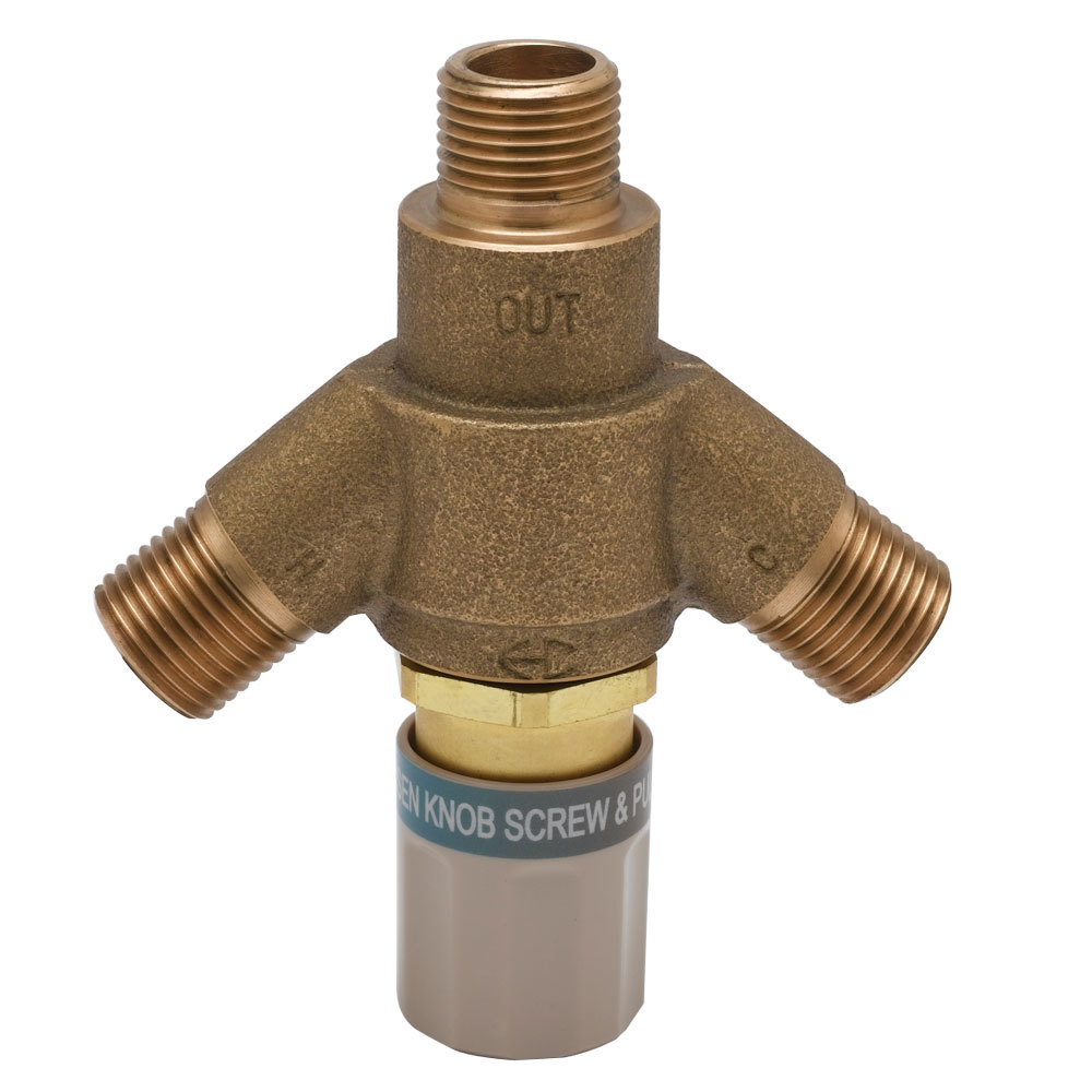 T S Ec Tmv Thermostatic Mixing Valve For Chekpoint Faucets