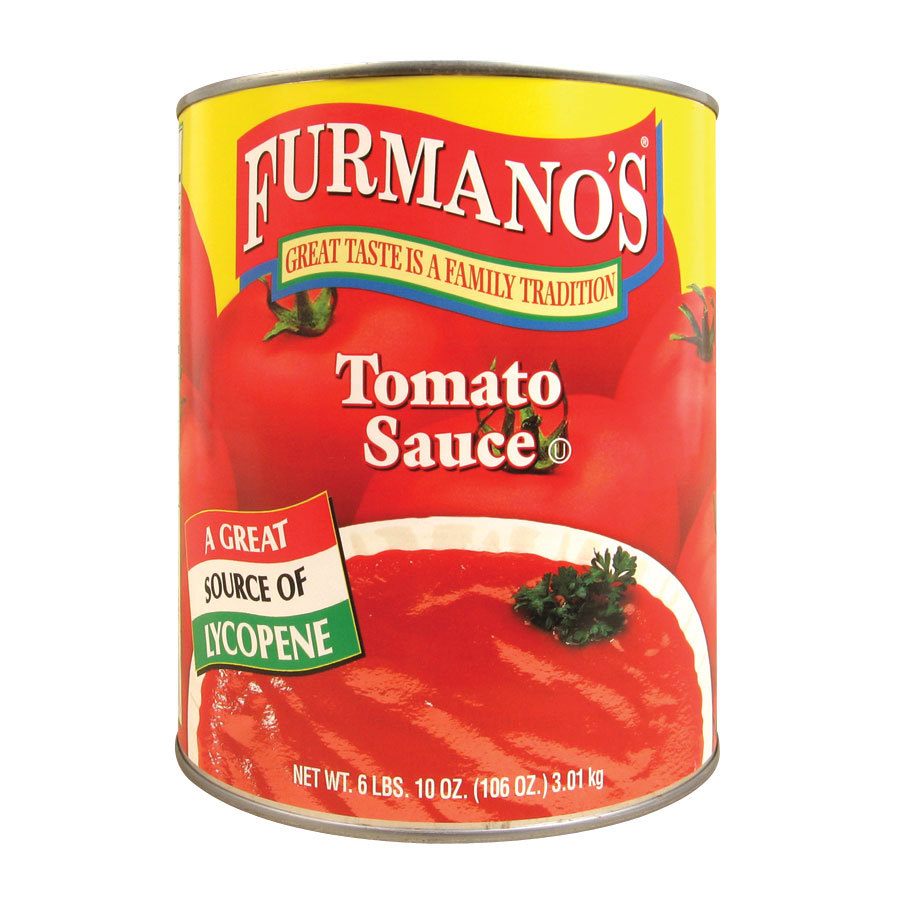 Furmano S Tomato Sauce 10 Can