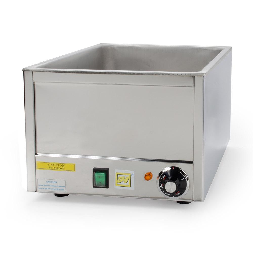 Electric Food Warmer ~ Quot electric food warmer with thermostat v w