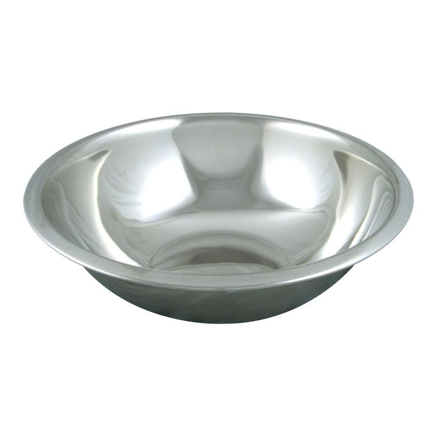 30 Qt. Heavyweight Stainless Steel Mixing Bowl