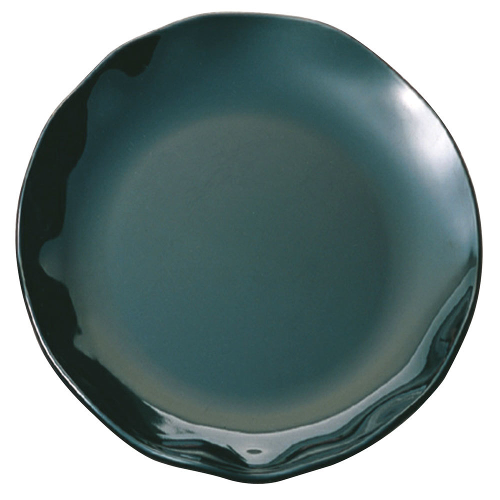 Black Pearl Two-Tone Platter - 2/Pack