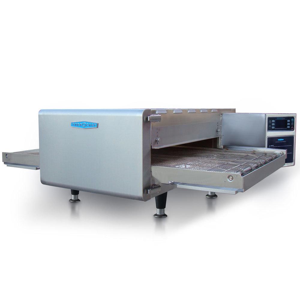 turbochef hhc2620 48 high h conveyor oven 50 50 split belt. Black Bedroom Furniture Sets. Home Design Ideas