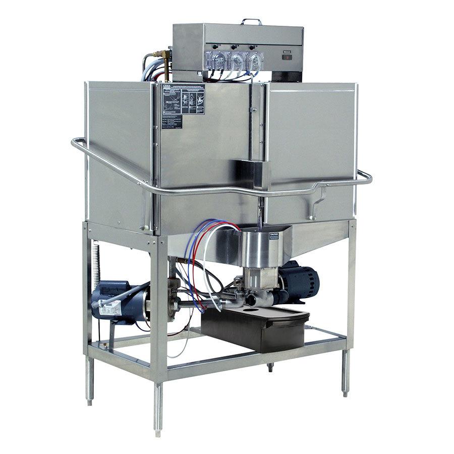 the water sanitization temperature for a mechanical warewashing machine