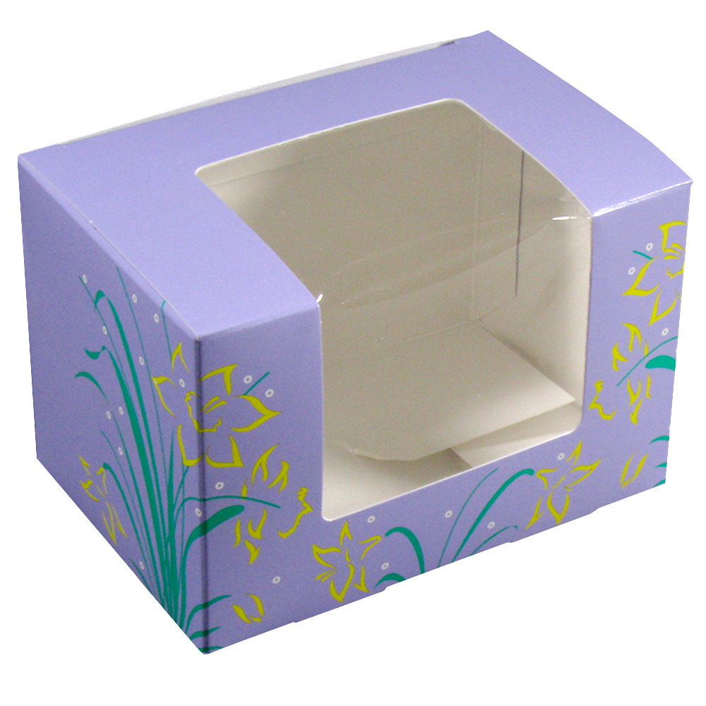 Easter egg box 1 2 lb window candy box 4 5 8 x 3 1 8 x for 1 x 3 window
