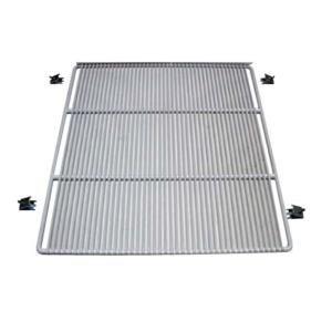 """True Refrigeration True 875359 White Narrow Gap Shelf for GDM-07 Refrigerated Glass Door Merchandisers - 19 11/16"""" x 18"""" at Sears.com"""