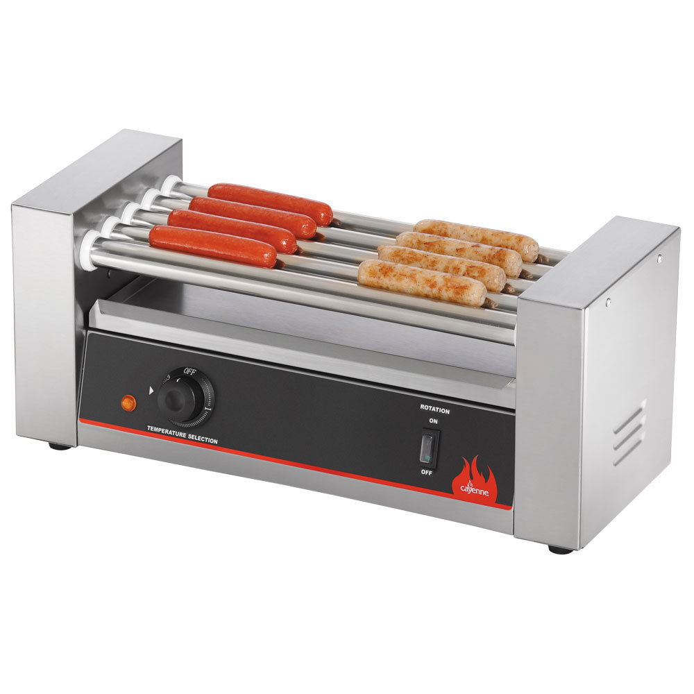 Vollrath 40821 Hot Dog Roller Grill