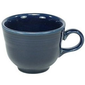 Homer Laughlin 452105 Fiesta Cobalt Blue 7.75 oz. Cup - 12 / Case