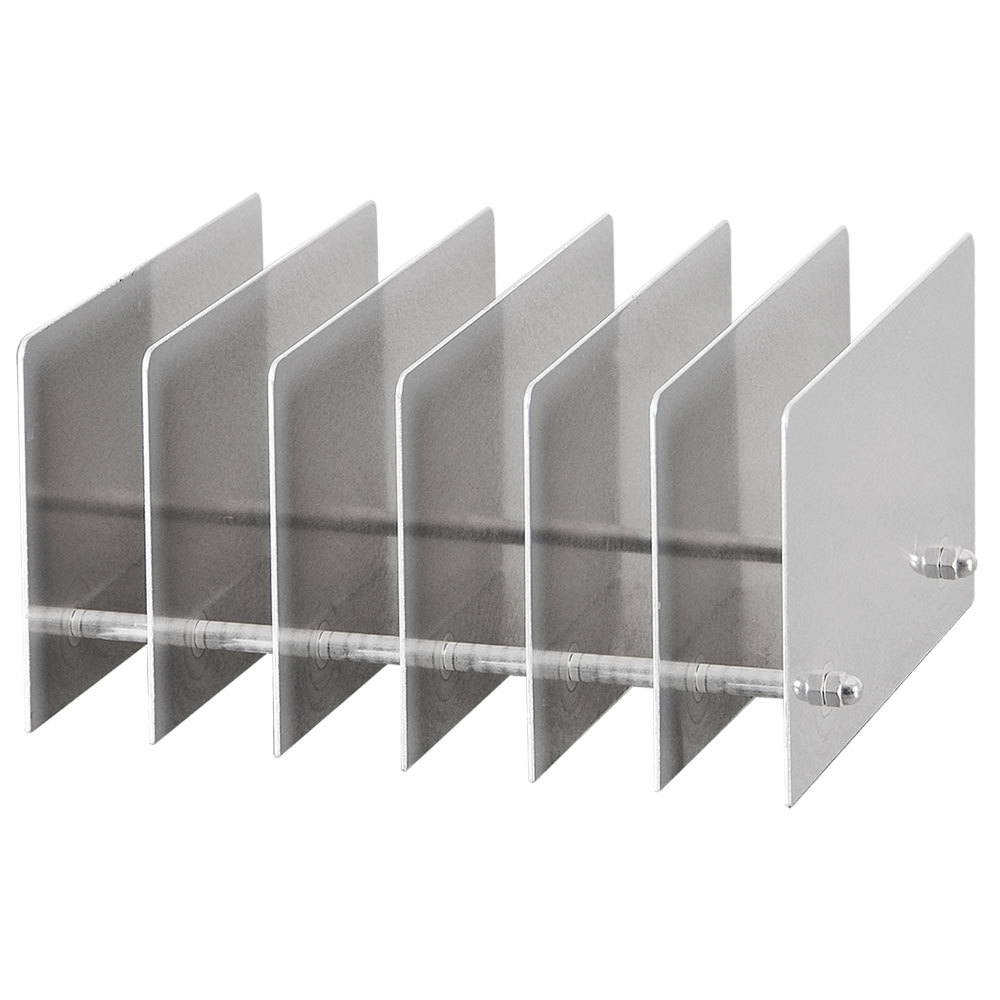 Berkel ACCY-RACK6 Six Disc Storage Rack for M2000 and M3000 Continuous Feed Food Processors at Sears.com