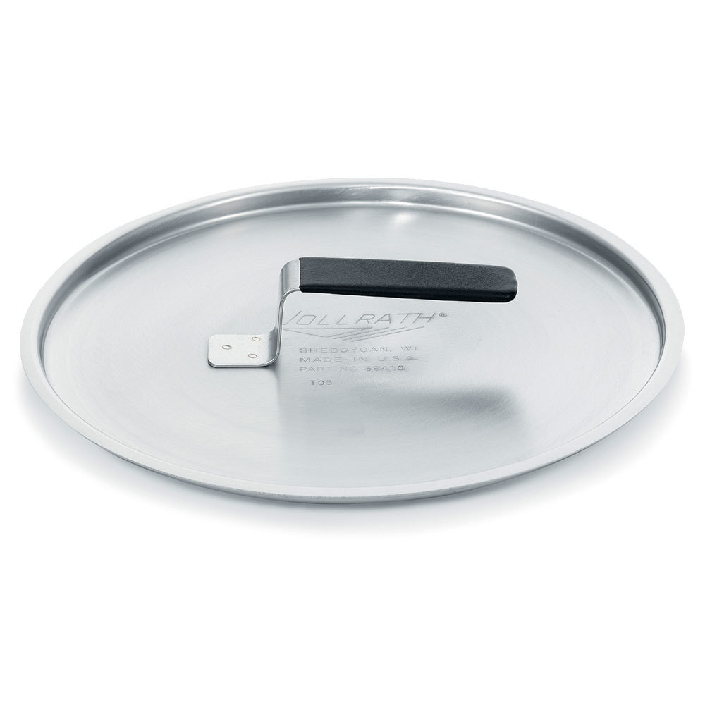 "Vollrath 69328 Tribute 8"" Cover with Heat Resistant Handle"