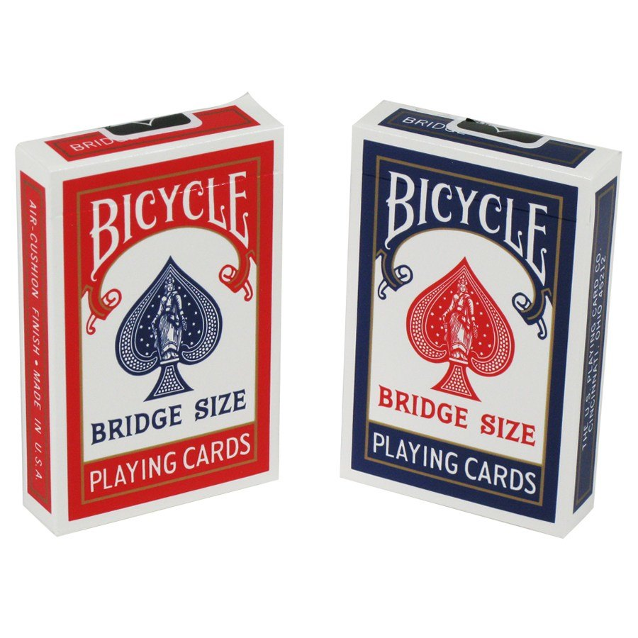 Bicycle Playing Cards Bridge