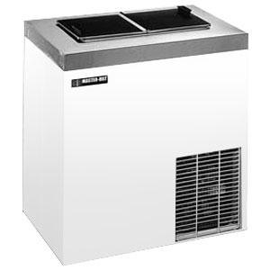 Master Bilt DC-2S White Ice Cream Dipping Cabinet 5.2 cu. ft.