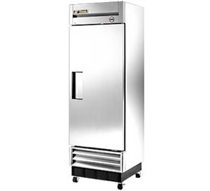 True T-19 Single Door Bottom Mounted Reach In Refrigerator