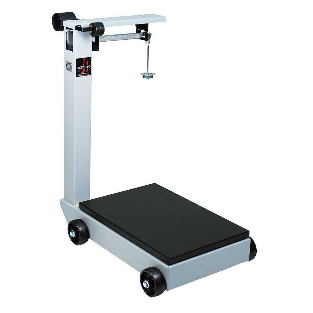cardinal detecto 854f100p 1000 lb portable mechanical For1000 Lb Floor Scale
