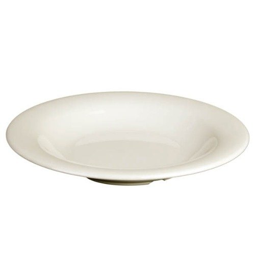 13 oz. Ivory Melamine Salad Bowl - 12 / Pack