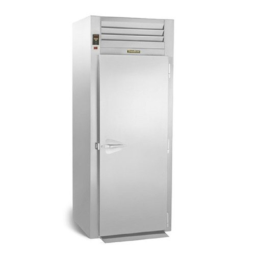 "Traulsen AIF132HUT-FHS 39 Cu. Ft. Single Section Roll In Freezer for 72"" Pan Racks - Specification Line"