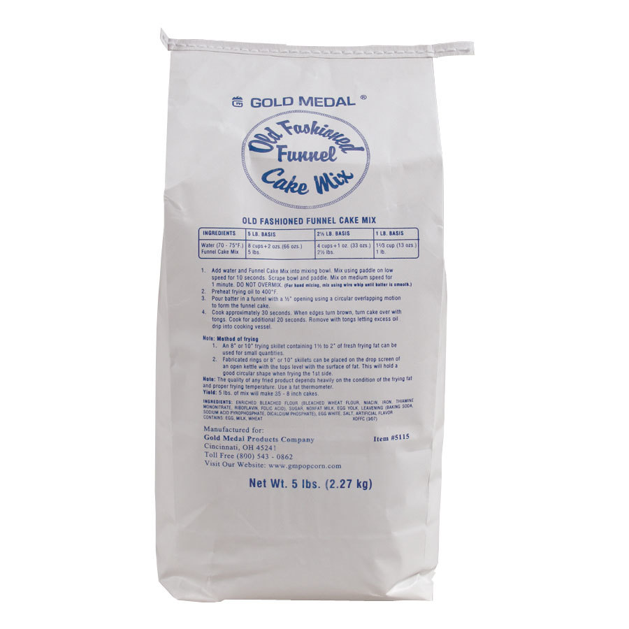 Gold Medal Old Fashioned Funnel Cake Mix