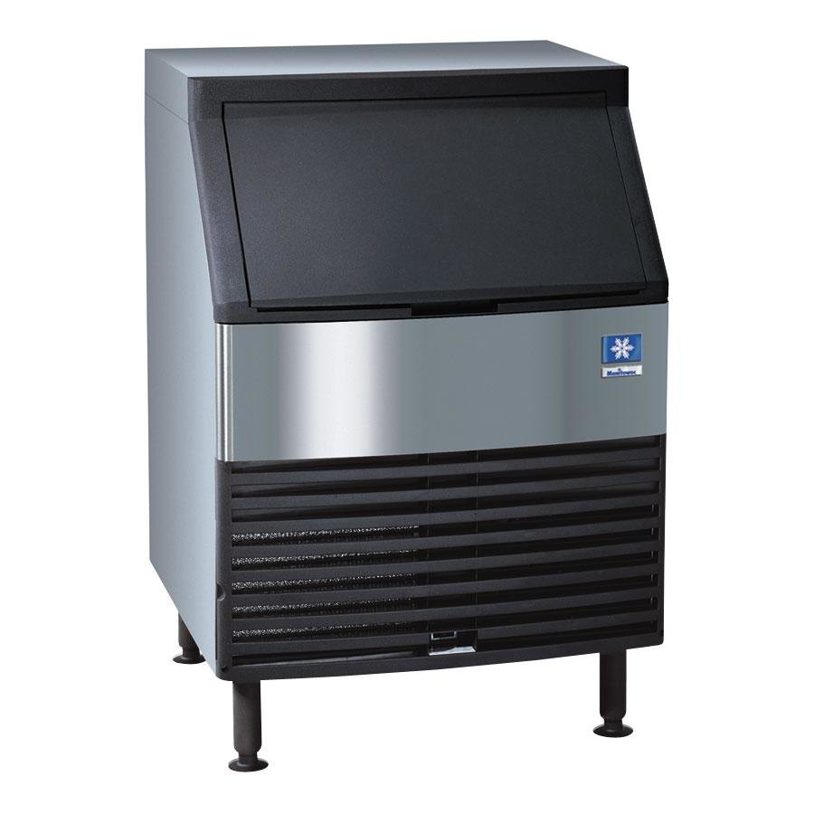 Manitowoc QR-0130A Undercounter Regular Cube Ice Machine Air Cooled - 130 lb.