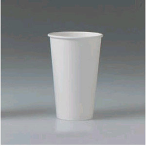 Solo SCC412WN 12 oz. White Paper Hot Cup 1000 / Case