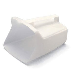 Rubbermaid 2885 64 oz. Utility Scoop (FG288500WHT)