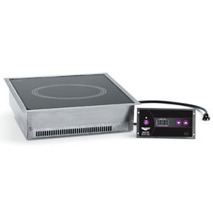 Vollrath 69521 Drop-In Induction Cooker 2500 Watt - 208V / 2900 Watt - 240V