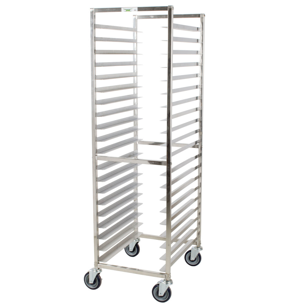 Commercial Kitchen Pan Racks