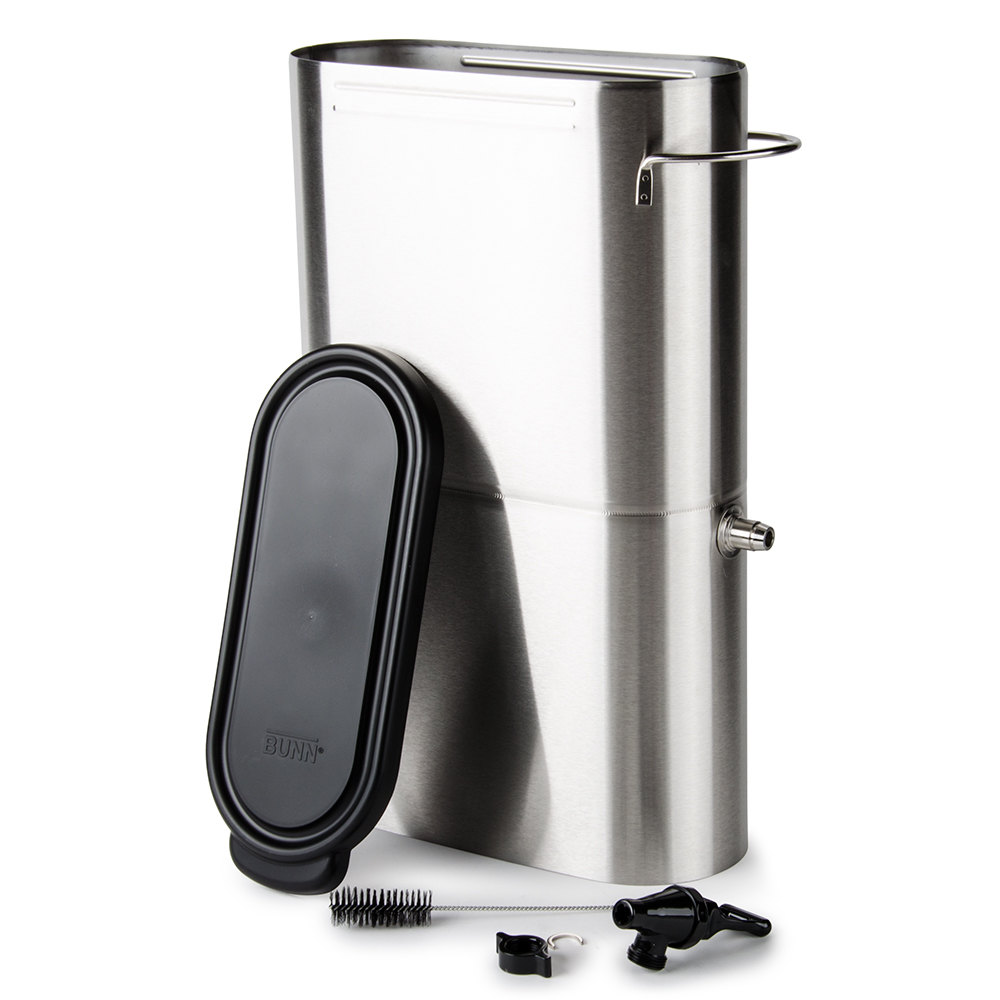 Bunn TDO-N-3.5 3.5 Gallon Narrow Iced Tea Dispenser (Bunn 39600.0001)