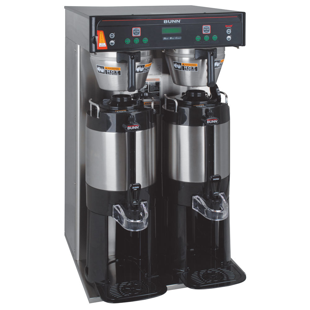 Bunn ICB-TWIN Tall Dual Infusion Series Coffee Brewer (Bunn 37600.0011) at Sears.com