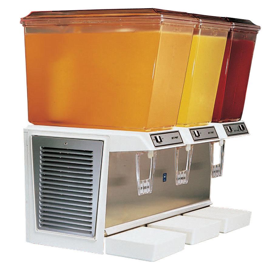jet spray beverage machine