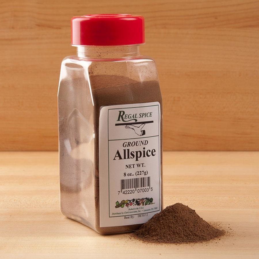 Regal Ground Allspice 8 oz.