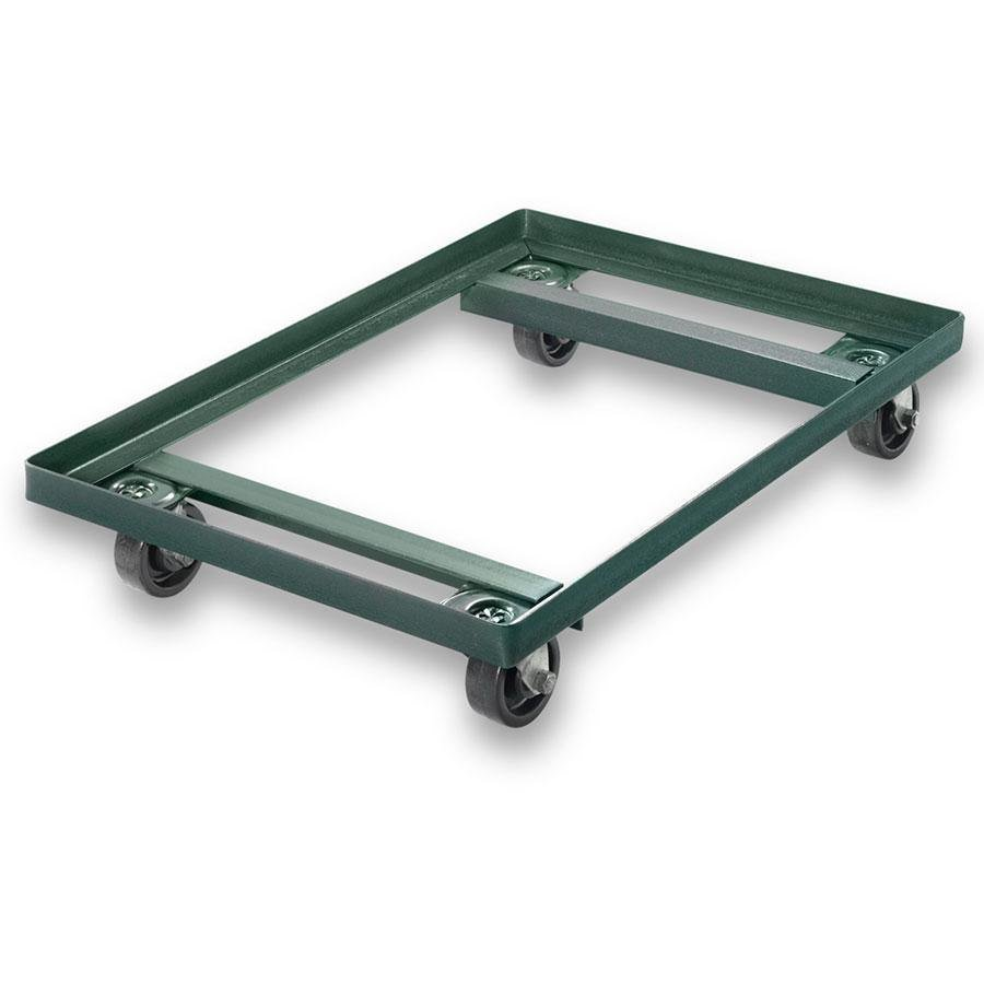 "Chicago Metallic 42580 Steel Sheet Pan Dolly with 3"" Casters"