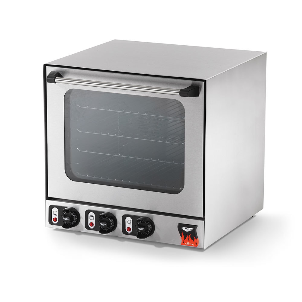 Vollrath 40701 Cayenne Half Size Convection Oven - 220V