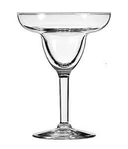 Libbey 8428 Citation Gourmet 7 oz. Margarita Glass 12/Case