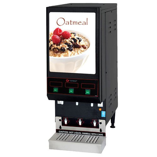 Cecilware GB3 LPO 3 Head Oatmeal Dispenser