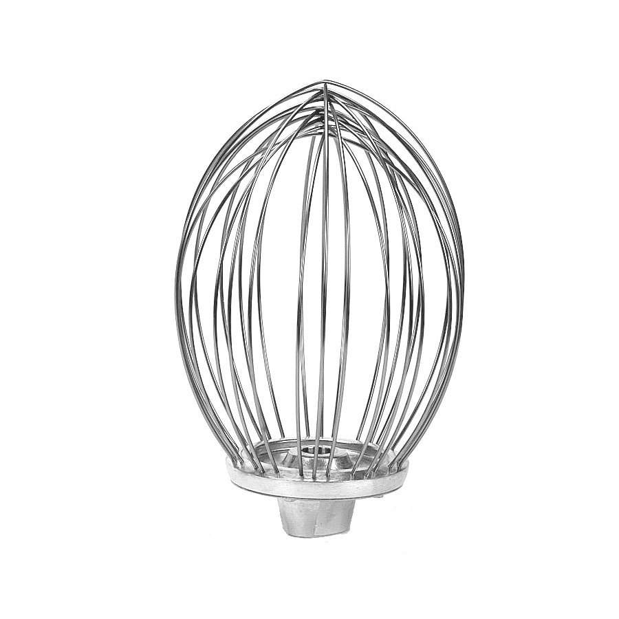 Globe XXWHIP-10 Stainless Steel Wire Whip for SP10 10 Qt. Mixer