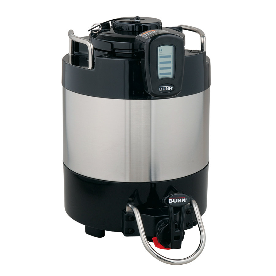 Bunn TF 1 Gallon ThermoFresh Digital Coffee Server - No Base Stainless Steel (Bunn 42700.0050) at Sears.com