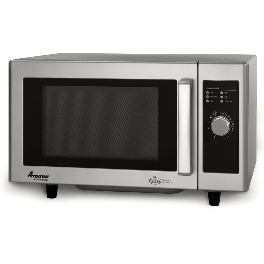 Amana Commercial Microwaves Amana RMS10D 1000 Watt Commercial Microwave with Dial Control - 120V at Sears.com