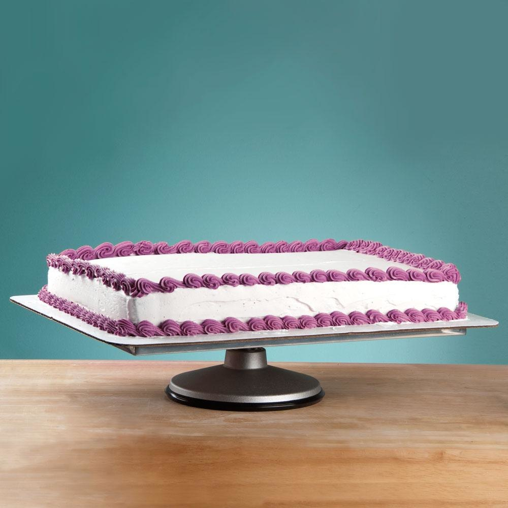 Sheet Cake Stand Cake Stand For Half