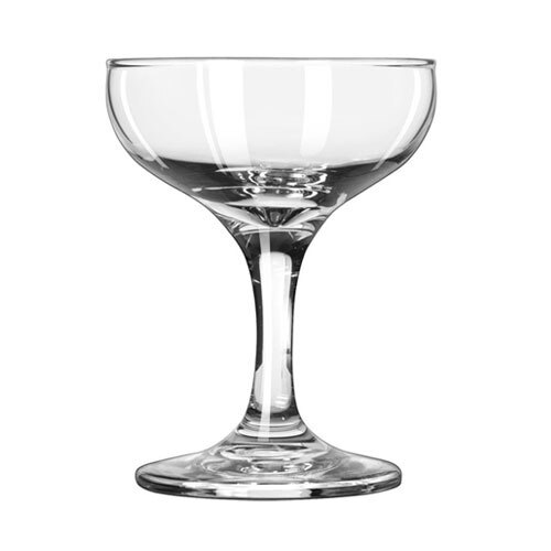 Libbey 3777 Embassy 4.5 oz. Champagne Glass - 36 / Case