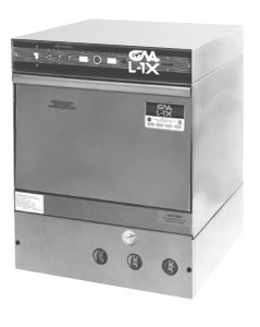 CMA L-1X Undercounter Dishwasher Low Temperature 30 Rack/HR