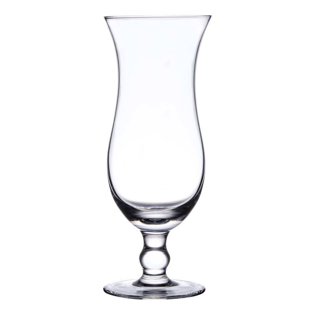 Anchor Hocking 524UX 15 oz. Footed Hurricane Glass - 12 / Case