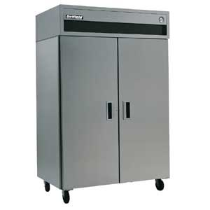 Delfield 6151XL-S 2 Door Reach-In Freezer - 115V