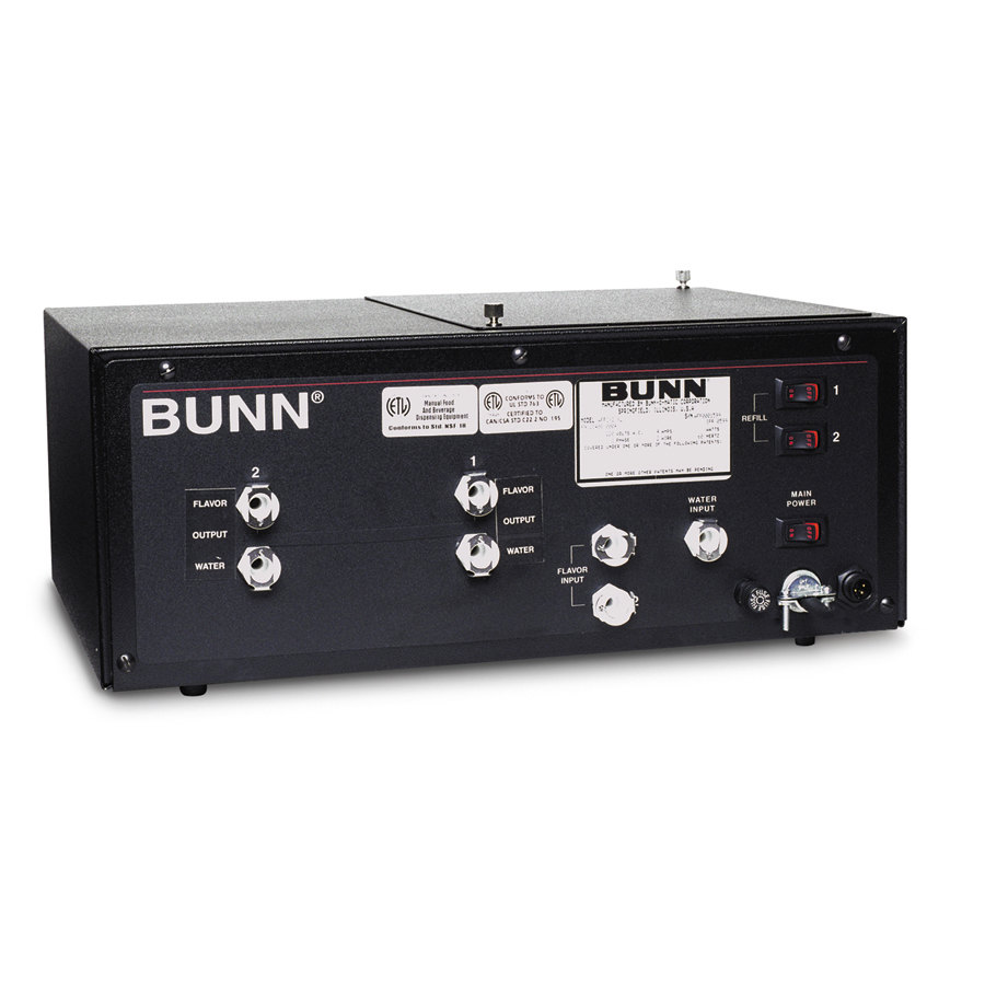 Bunn AFPO-2 Autofill Pump System for Post-Mixed / Bag-In Box Slushy Systems 120V (Bunn 28400.0007)