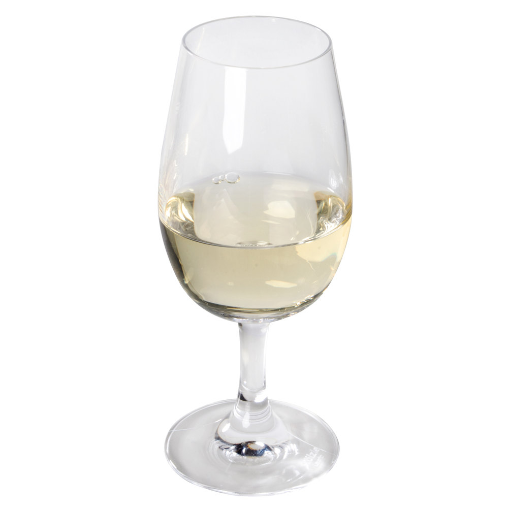Anchor Hocking Stolzle 2000031T Classic 7.75 oz. INAO Tasting Wine Glass - 6/Pack