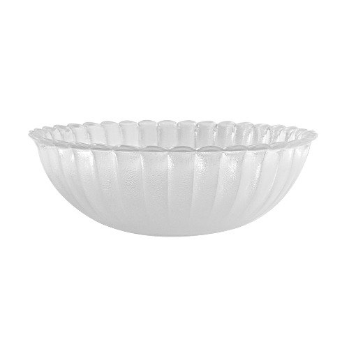 GET HI-2004-CL 1.5 Qt. Clear Mediterranean Bowl - 12 / Case