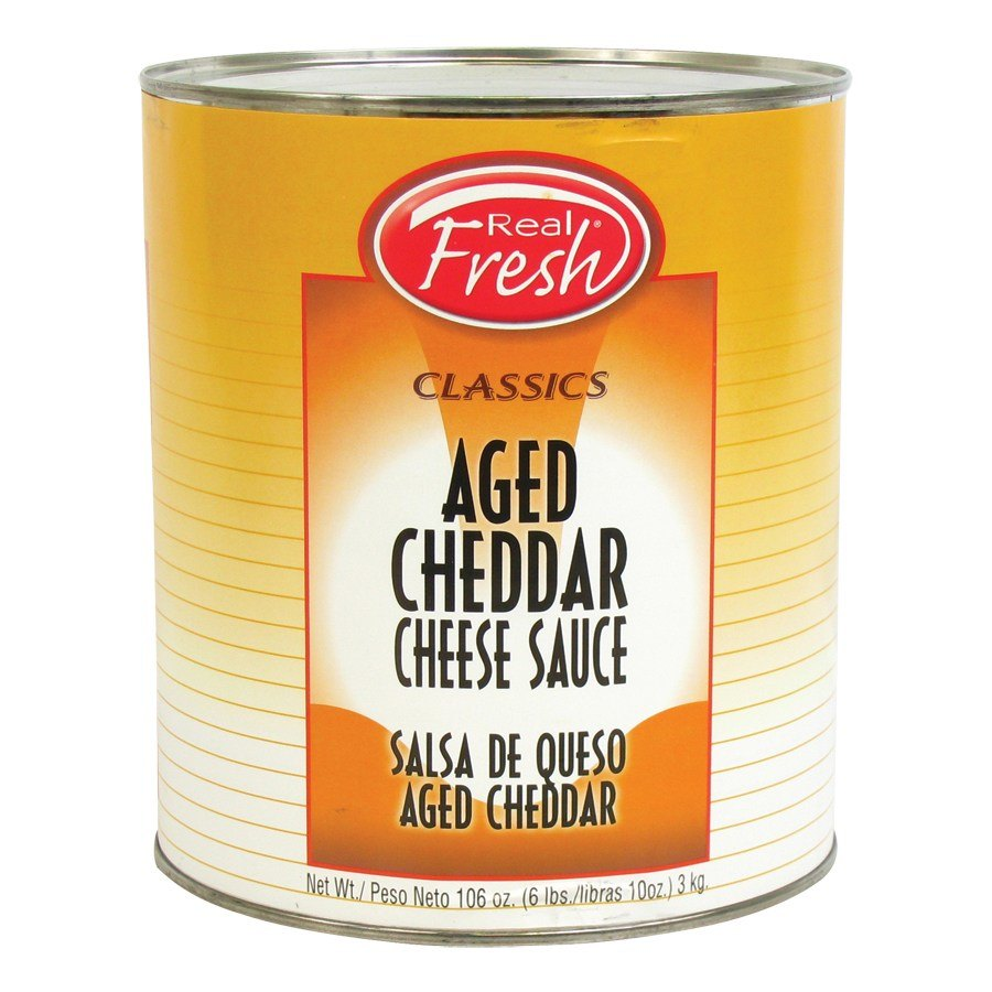 Advanced Food Products A5RFD1-BK Aged Cheddar Nacho Cheese Sauce 6/Case at Sears.com