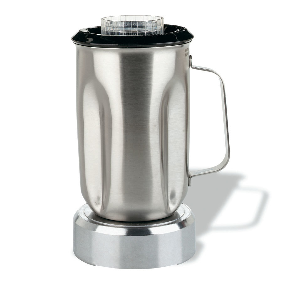 Waring SS715 32 oz. Stainless Steel Container for HGB and HPB Series Blenders