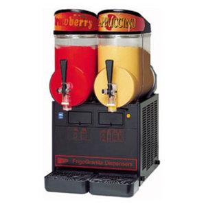 Grindmaster Cecilware Cecilware FrigoGranita MT2ULBL Twin 2.5 Gallon Slush Machine - 120V at Sears.com