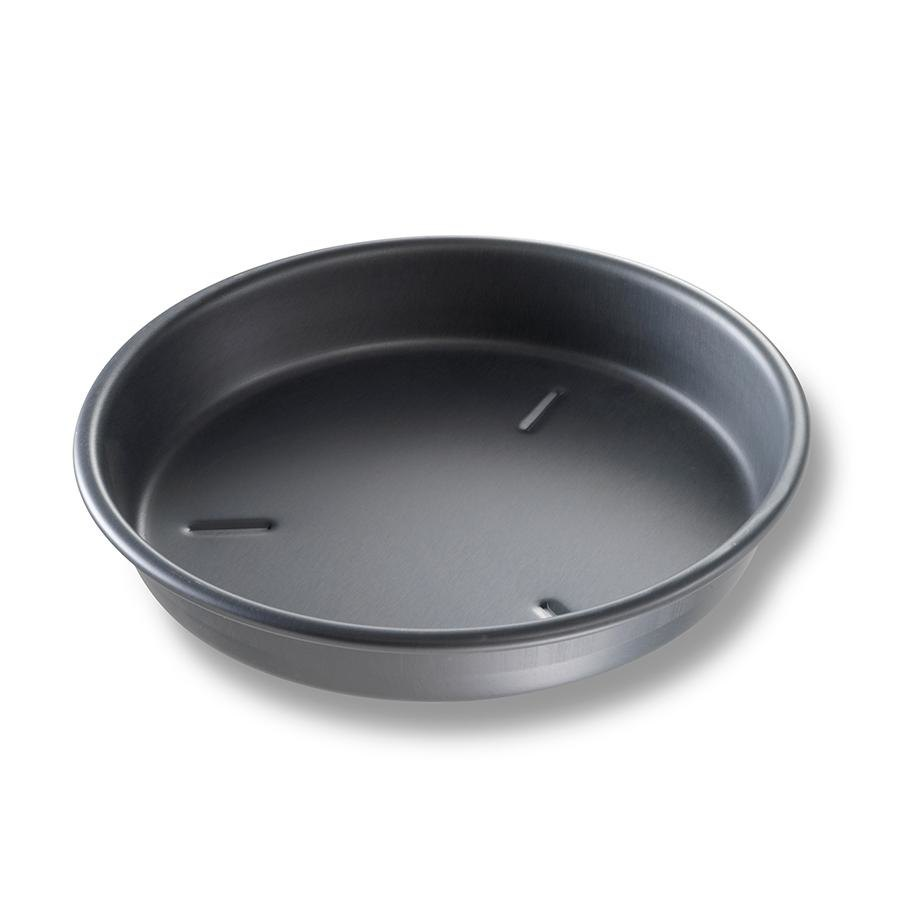 "Chicago Metallic 91090 9"" x 1 1/2"" Deep Dish Hard Coat Anodized Aluminum Pizza Pan at Sears.com"
