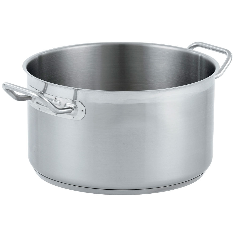 Vollrath / Lincoln 3902 Optio 6 3/4 Qt. Sauce Pot with Cover